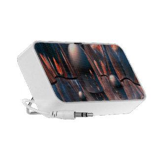 Pink Metals - 3D Mp3 Speaker