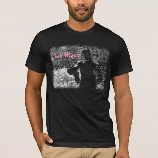 Pink Mince welcomes you T-Shirt