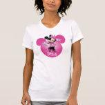 Pink Minnie | Mickey Head Icon T Shirt