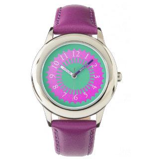 Pink_Mint Watch