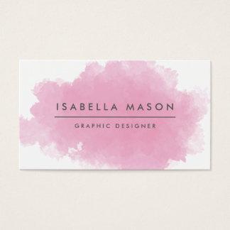 Pink Mist | Business Card