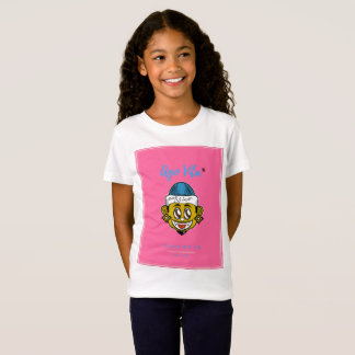 (Pink) Modern Style Ago Vita T-Shirt
