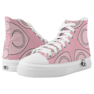 Pink Moonlight High Tops