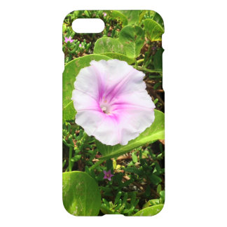 Pink Morning Glory Blossom, Hawaii iPhone 8/7 Case