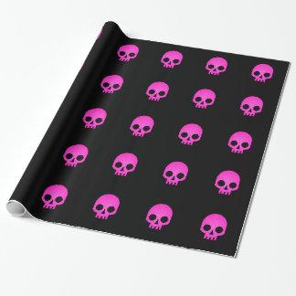 Pink Mosaic Skull