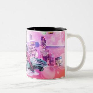 Pink Mug design