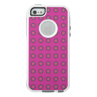 Pink Multicolored Dots OtterBox iPhone 5/5s/SE Case