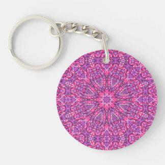 Pink n Purple  Acrylic Keychains, 6 styles Keychain