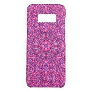 Pink n Purple Kaleidoscope   Phone Cases