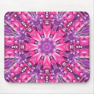 Pink n Purple Mousepad
