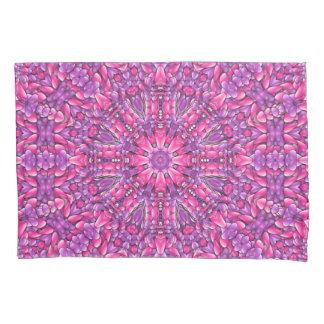 Pink n Purple Vintage Kaleidoscope  Pillowcases