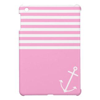 Pink Nautical Case For The iPad Mini