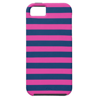 Pink Navy iPhone 5 Case