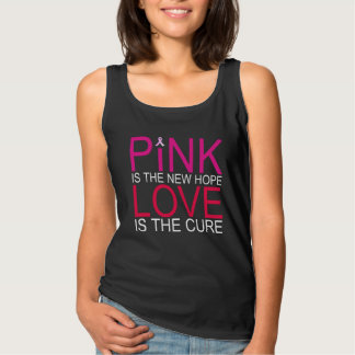 Pink New Hope Breast Cancer Awareness Tank Top