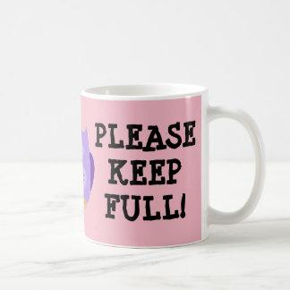 Pink New Mum Mug
