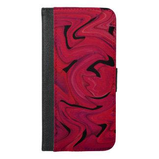 Pink Nightmare - iPhone 6/6s Plus Wallet Case