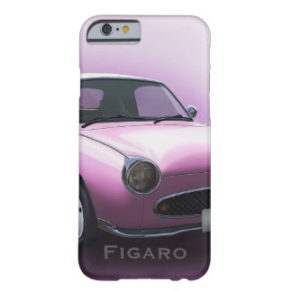 Pink Nissan Figaro Customised iPhone 6 Case