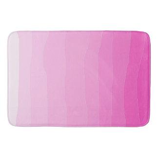 Pink Ombre Original Art shower Matt Bath Mat
