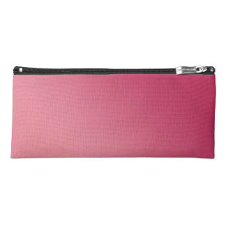 Pink Ombre Pencil Case