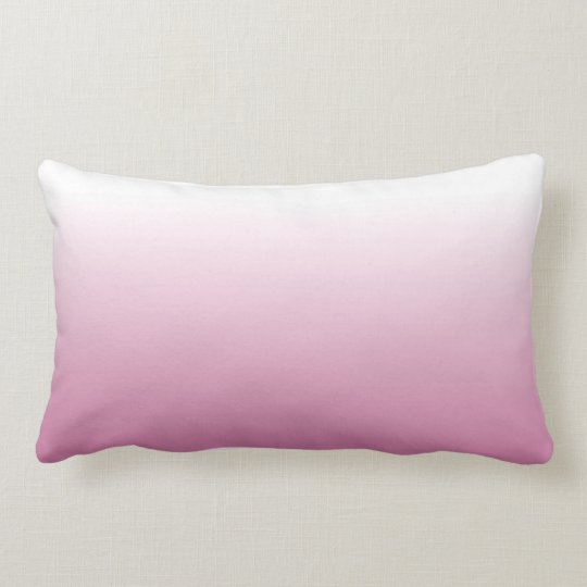PINK OMBRE PILLOW