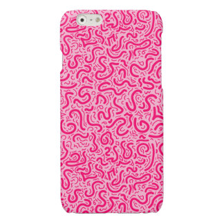 Pink on Pink Doodles - iphone case