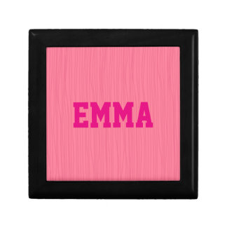 Pink on Pink Lines Gift Box