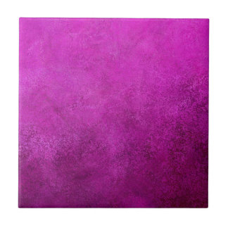 Pink one ceramic tile