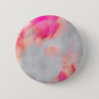 Pink Orange Wash Button