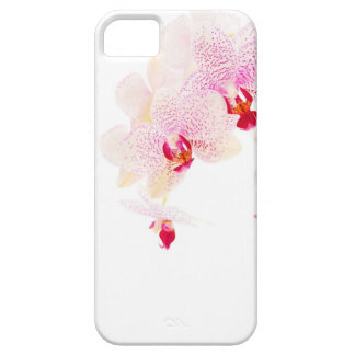 pink orchid case