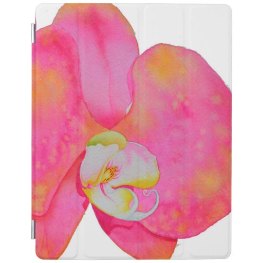 Pink Orchid iPad Cover