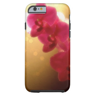 Pink orchid tough iPhone 6 case