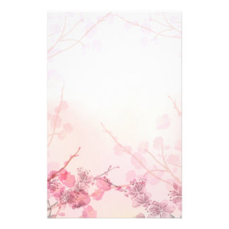 Pink Orchid Wedding Stationery