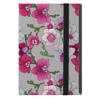 Pink Orchids In Bloom Case For iPad Mini