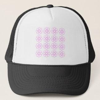 PINK ORNAMENTS Fashion pattern Trucker Hat