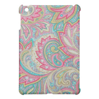 Pink Paisley Case For The iPad Mini