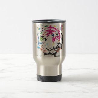 Pink Panther Madness 15 Oz Stainless Steel Travel Mug