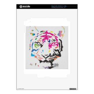 Pink Panther Madness Decal For The iPad 2