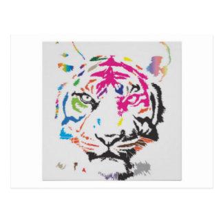 Pink Panther Madness Postcard