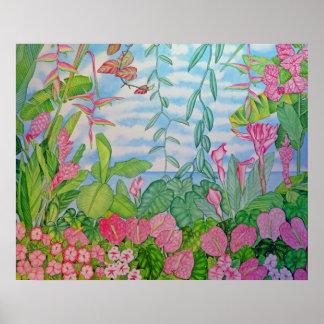 Pink Paradise Poster