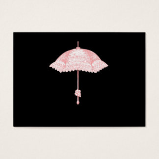 Pink Parasol Business Card
