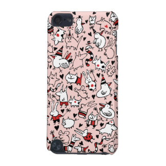 Pink Party Animals iPod Touch 5G Case