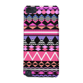 Pink Party Aztec Pattern iPod Touch (5th Generation) Covers