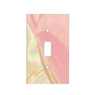 Pink Pastels Light Switch Cover