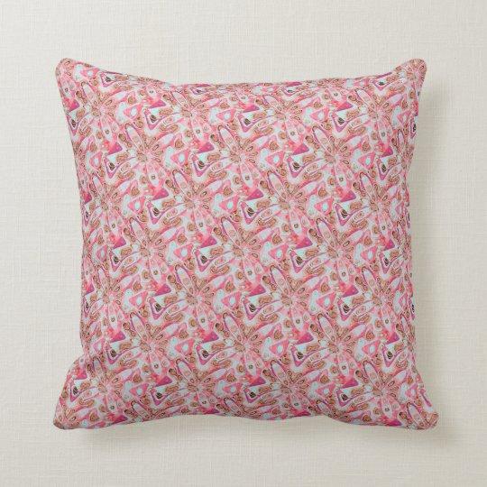 Pink Pattern Cushion