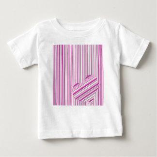 Pink pattern love baby T-Shirt