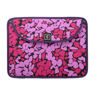 pink pattern sleeve for MacBook pro