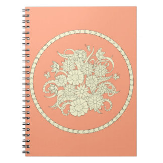 pink pattern with to summer bouquet into sends it notebooks