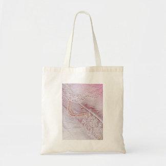 Pink Patterns Budget Tote Bag