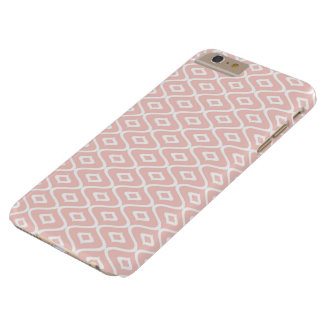 Pink-peach ornament - Fish iPhone / iPad case