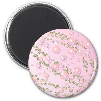 pink pearl Magnet